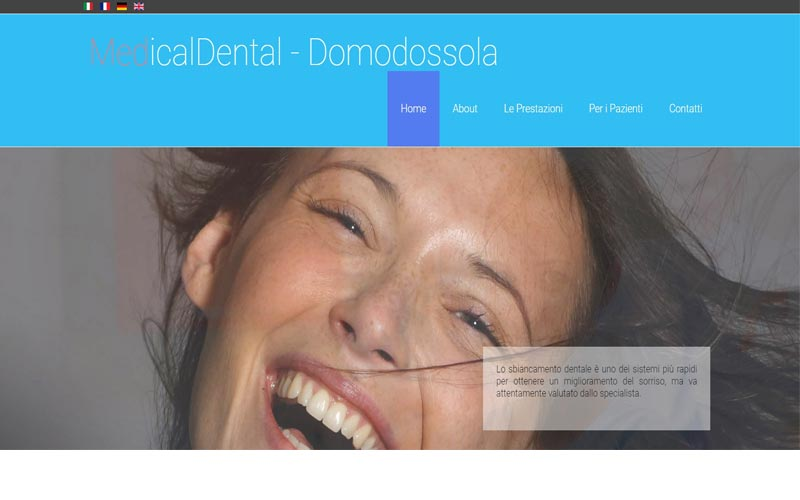 medical dental domodossola